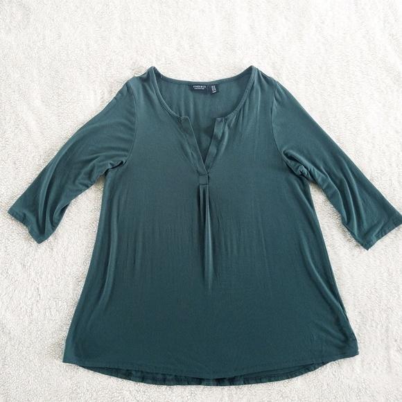 86a61034 Jones New York Tops | Jones Co 34 Sleeve Super Soft Top | Poshmark